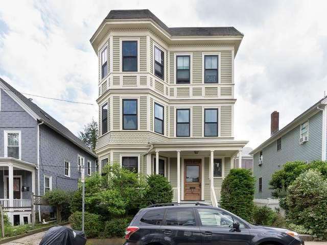 41 Boylston Street #2, Boston, MA 02130 (MLS #72851156) :: Kinlin Grover Real Estate
