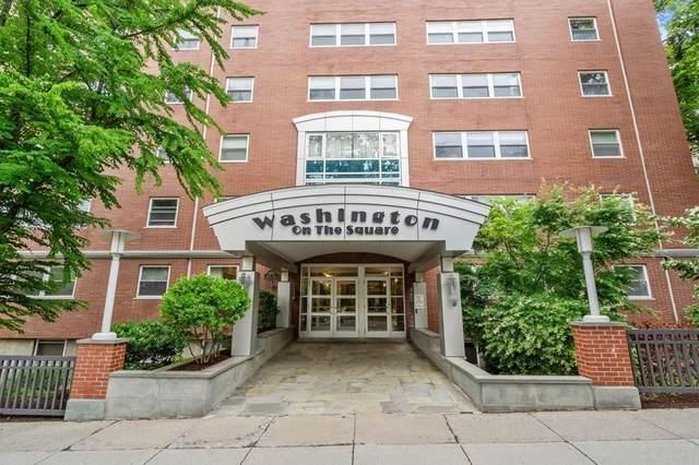 1600 Beacon Street #804, Brookline, MA 02446 (MLS #72851183) :: Boston Area Home Click