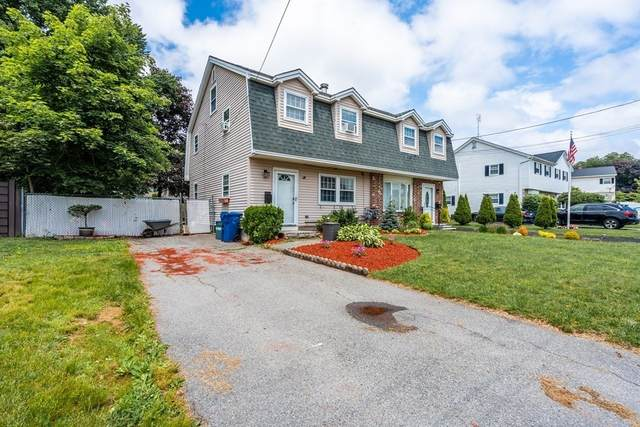 7 Marie Ln #7, Lawrence, MA 01843 (MLS #72851191) :: Anytime Realty
