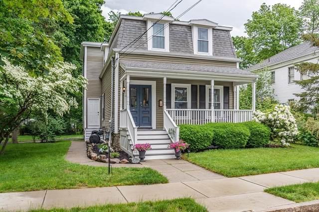 56 Jordan Ave, Wakefield, MA 01880 (MLS #72851195) :: Spectrum Real Estate Consultants