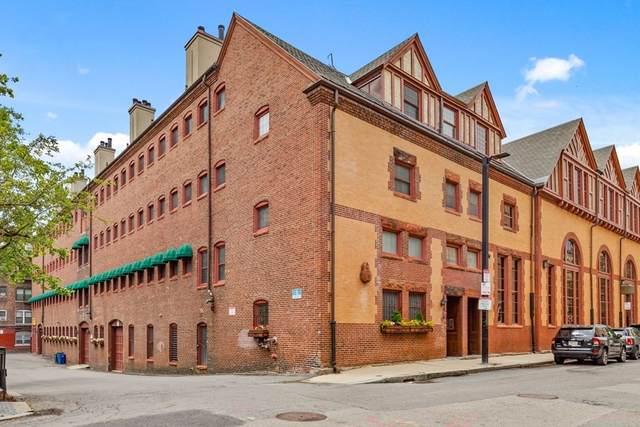 120 Norway St #20, Boston, MA 02115 (MLS #72851260) :: Kinlin Grover Real Estate