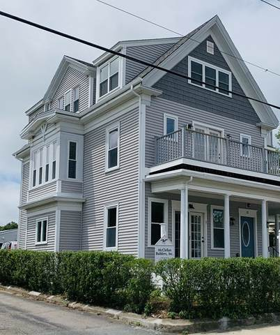31 Mayflower Street #2, Plymouth, MA 02360 (MLS #72851276) :: Cape Cod and Islands Beach Properties