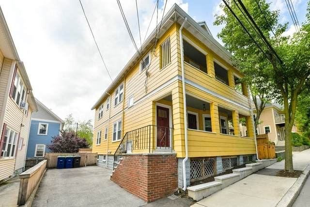 16 Lowell Street #16, Somerville, MA 02143 (MLS #72851291) :: Conway Cityside