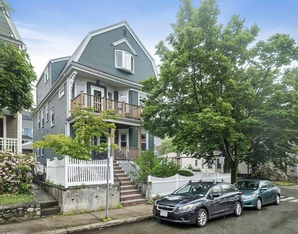 33 Bay State Ave #1, Somerville, MA 02144 (MLS #72851322) :: Spectrum Real Estate Consultants