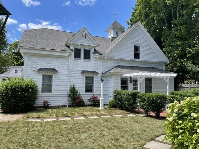 40 Main St #4, Falmouth, MA 02540 (MLS #72851328) :: Cape Cod and Islands Beach Properties