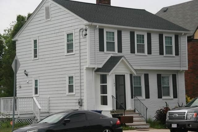 1193 Morton St, Boston, MA 02126 (MLS #72851367) :: The Gillach Group