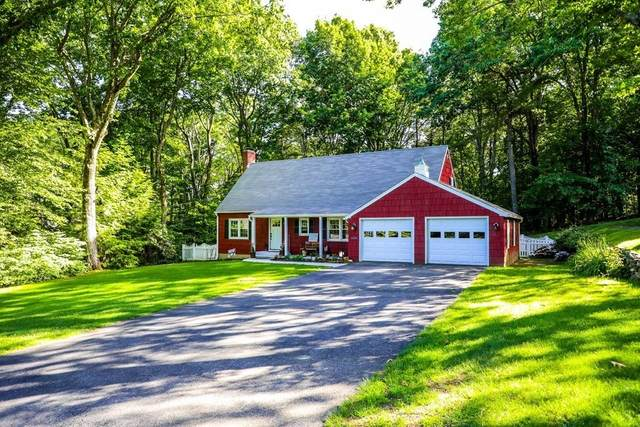 141 Bickford Hill Road, Gardner, MA 01440 (MLS #72851418) :: Dot Collection at Access
