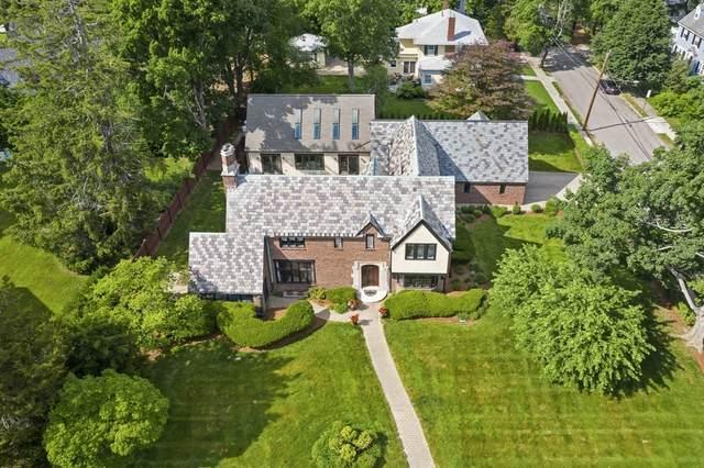 1765 Beacon St, Newton, MA 02468 (MLS #72851446) :: Welchman Real Estate Group