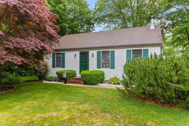 1 Lodengreen, Falmouth, MA 02536 (MLS #72851455) :: Cape Cod and Islands Beach Properties
