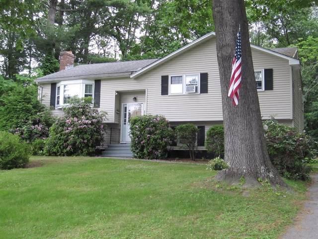 6 Monticello Circle, Billerica, MA 01821 (MLS #72851458) :: Cape Cod and Islands Beach Properties