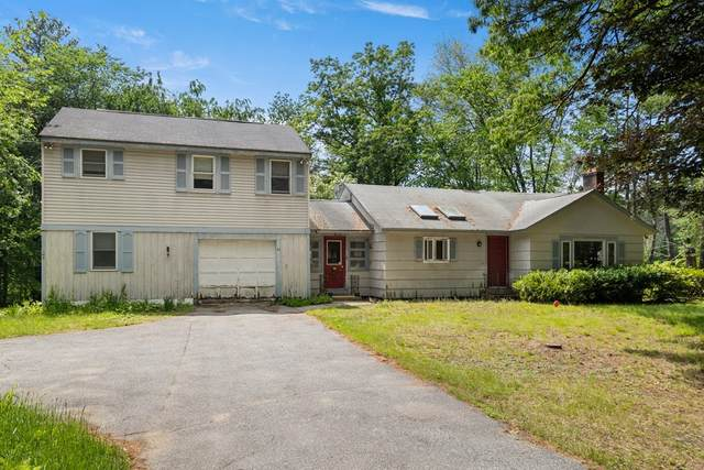 41 Gay Rd, Groton, MA 01450 (MLS #72851462) :: Cape Cod and Islands Beach Properties