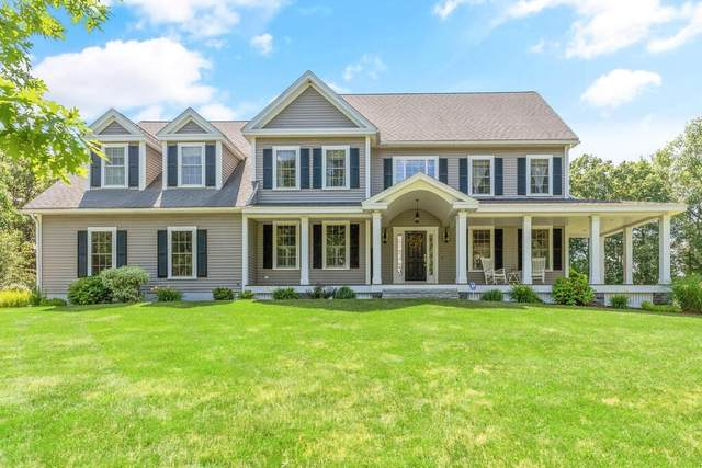 67 Grist Mill Rd, Littleton, MA 01460 (MLS #72851472) :: Alfa Realty Group Inc