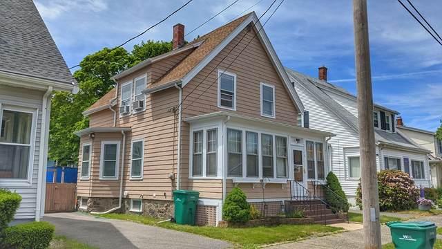 16 Northside Ave, Lynn, MA 01905 (MLS #72851485) :: Spectrum Real Estate Consultants
