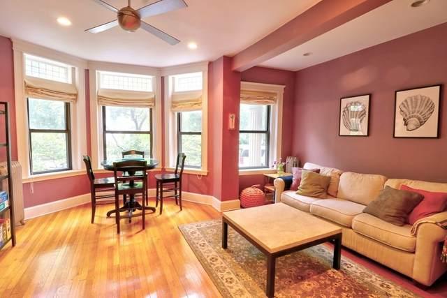 45 Mason Ter #1, Brookline, MA 02446 (MLS #72851508) :: Boston Area Home Click