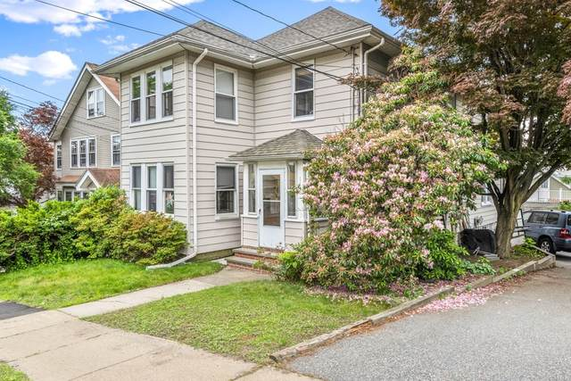 119 Spruce St #2, Watertown, MA 02472 (MLS #72851514) :: Conway Cityside