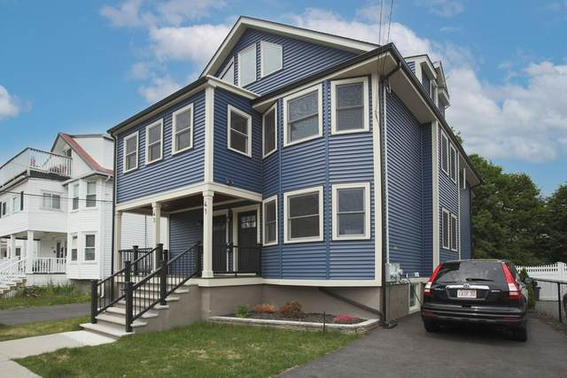 41 Dartmouth St #41, Watertown, MA 02472 (MLS #72851525) :: Conway Cityside