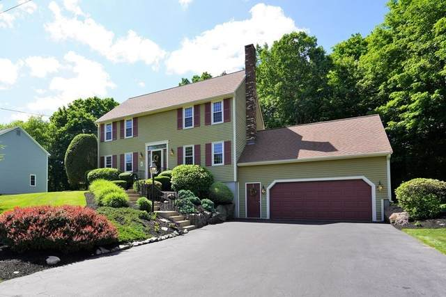 1 Rosewood Ln, North Attleboro, MA 02763 (MLS #72851577) :: Anytime Realty