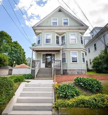 49 Walk Hill Street, Boston, MA 02130 (MLS #72851609) :: The Gillach Group