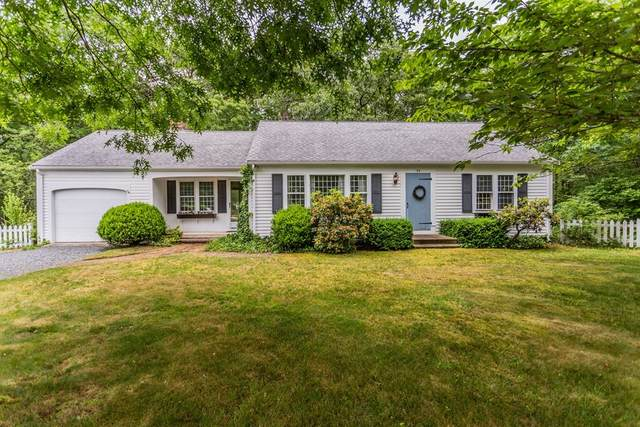 33 Bent Bluff Ln, Yarmouth, MA 02675 (MLS #72851611) :: EXIT Cape Realty