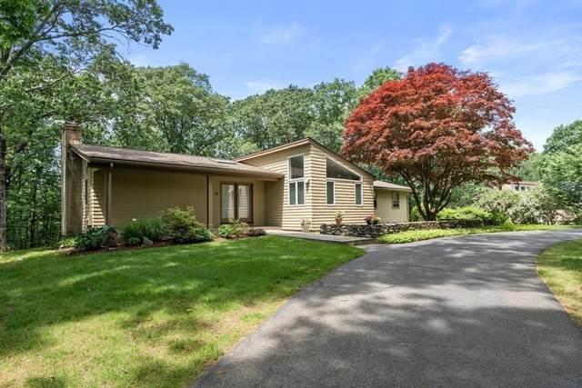 37 Barney Hill Road, Wayland, MA 01778 (MLS #72851614) :: Chart House Realtors