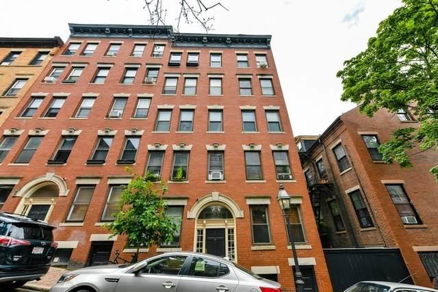 31 Irving St #8, Boston, MA 02114 (MLS #72851656) :: Charlesgate Realty Group