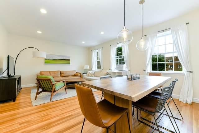50 Browne Street #3, Brookline, MA 02446 (MLS #72851670) :: Boston Area Home Click
