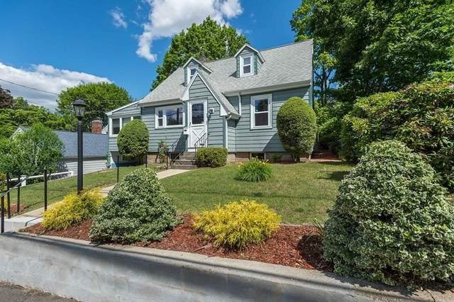 68 Green Street, Woburn, MA 01801 (MLS #72851843) :: Conway Cityside