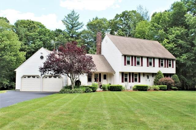 1 Bens Way, Hopedale, MA 01747 (MLS #72851845) :: Conway Cityside