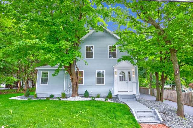 Lot 3a Hill Street, North Reading, MA 01864 (MLS #72851846) :: Conway Cityside
