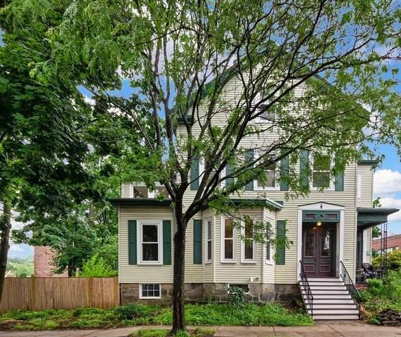 21 Brookside Avenue #2, Boston, MA 02130 (MLS #72851851) :: Kinlin Grover Real Estate