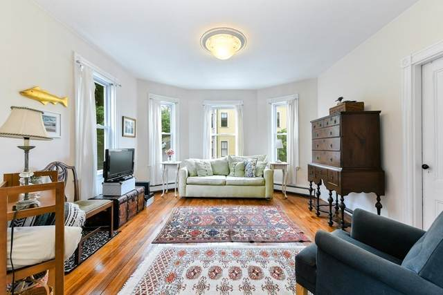 399 East 7th #2, Boston, MA 02127 (MLS #72851873) :: The Gillach Group