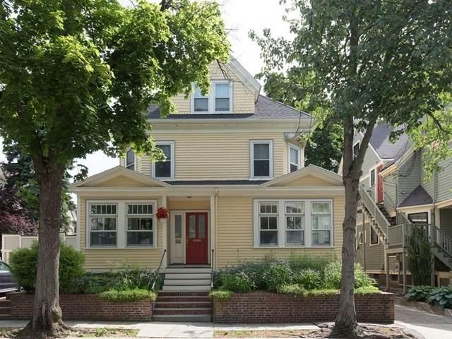 36 Gray Street, Cambridge, MA 02138 (MLS #72851912) :: Boston Area Home Click