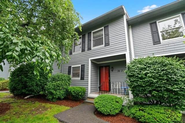 91 Staniford St #7, Newton, MA 02466 (MLS #72851977) :: Spectrum Real Estate Consultants