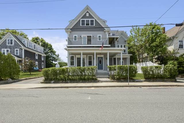 31 Mayflower Street #1, Plymouth, MA 02360 (MLS #72851978) :: The Seyboth Team