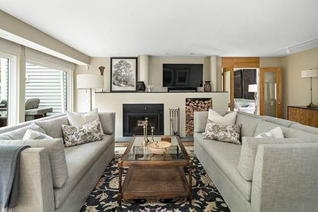 64 Grozier Road R, Cambridge, MA 02138 (MLS #72851997) :: Spectrum Real Estate Consultants