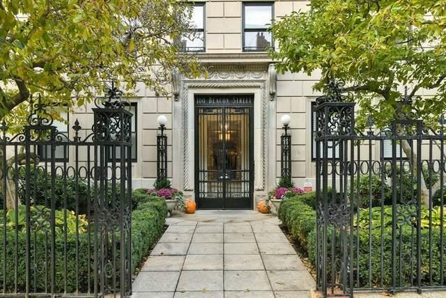 100 Beacon Street 1C, Boston, MA 02116 (MLS #72852007) :: Chart House Realtors