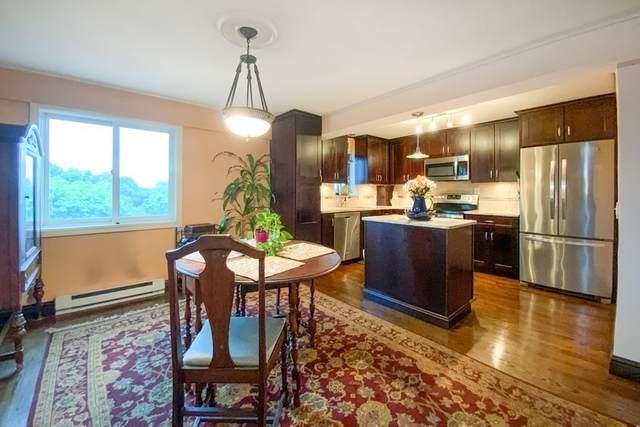 47 Mystic St 6B, Arlington, MA 02474 (MLS #72852021) :: Spectrum Real Estate Consultants