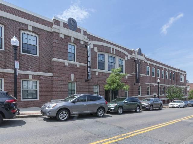 380 Bunker Hill St #101, Boston, MA 02129 (MLS #72852080) :: DNA Realty Group