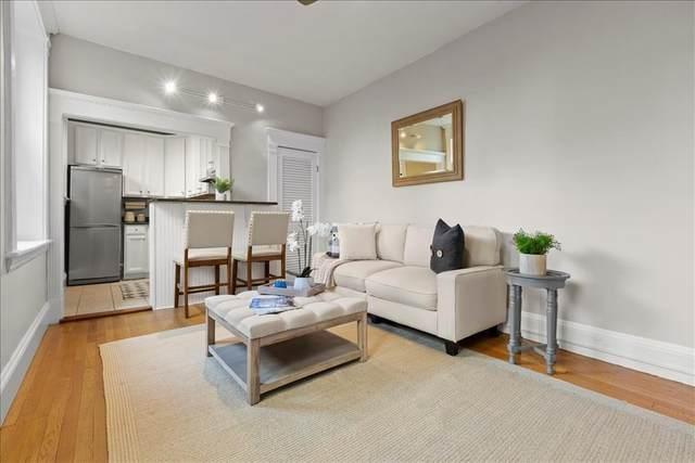8 Garrison St. #410, Boston, MA 02116 (MLS #72852127) :: Chart House Realtors