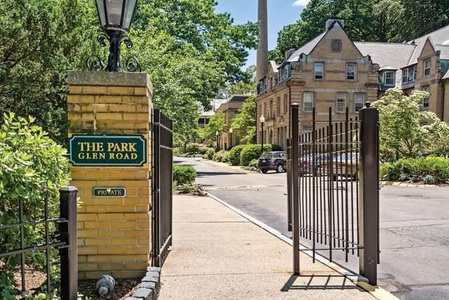 60 Glen Rd #205, Brookline, MA 02445 (MLS #72852138) :: Boston Area Home Click
