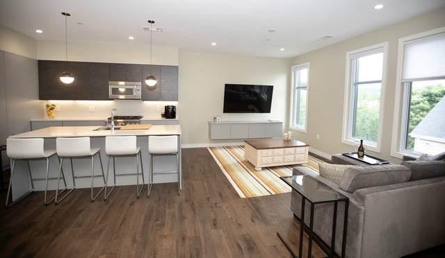 45 Burnett St. #301, Boston, MA 02130 (MLS #72852194) :: Kinlin Grover Real Estate