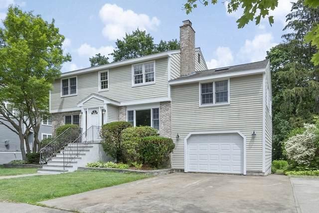 144 Upland Avenue, Newton, MA 02461 (MLS #72852209) :: The Gillach Group