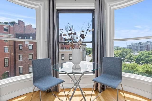 10 Charlesgate E #401, Boston, MA 02215 (MLS #72852213) :: Chart House Realtors