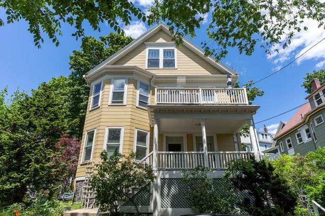 10-12 Castlerock St #2, Boston, MA 02125 (MLS #72852228) :: Dot Collection at Access