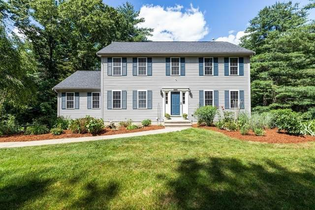 9 Winding Brook Rd, Franklin, MA 02038 (MLS #72852276) :: Westcott Properties