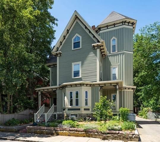 251 Lamartine Street #1, Boston, MA 02130 (MLS #72852286) :: Kinlin Grover Real Estate