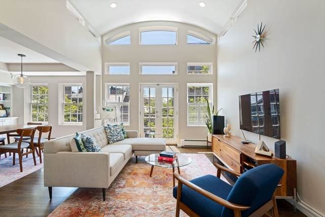 48-50 Melrose St Ph, Boston, MA 02116 (MLS #72852303) :: The Gillach Group