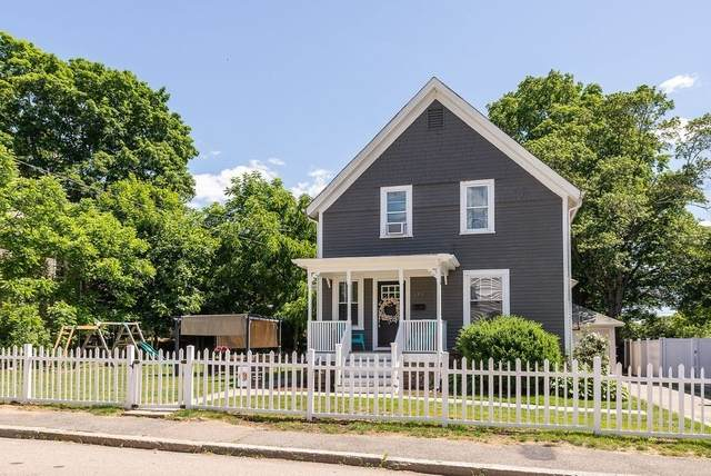 177 Fisher Street, North Attleboro, MA 02760 (MLS #72852328) :: Anytime Realty