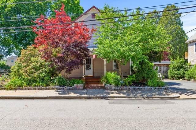 55 Stanbro St, Boston, MA 02136 (MLS #72852336) :: Westcott Properties