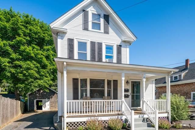 75 Cherry St, Plymouth, MA 02360 (MLS #72852346) :: Westcott Properties